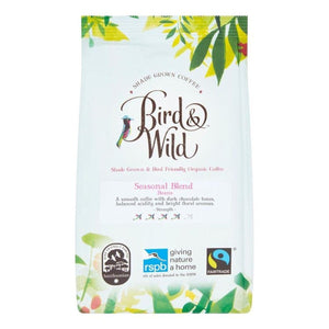 Organic Coffee Seasonal Blend Beans 200g