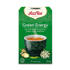 Organic Energy Tea Green 17bag