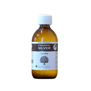 10 ppm Colloidal Silver Solution Bottle 300ml