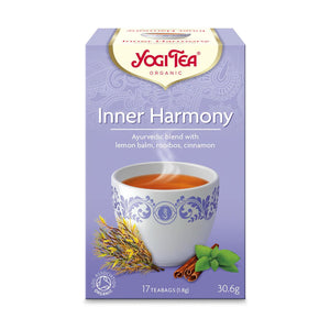 Organic Inner Harmony Herbal Tea 17bag