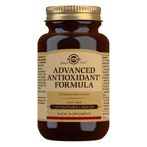 Advanced Antioxidant Formula - 120 Vegetable Capsules