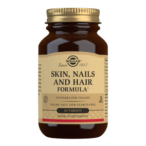 Skin, Nails and Hair - 60 Tablets
