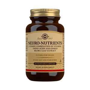 Neuro-Nutrients - 60 Vegetable Capsules