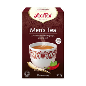 Organic Mens Tea 17bag