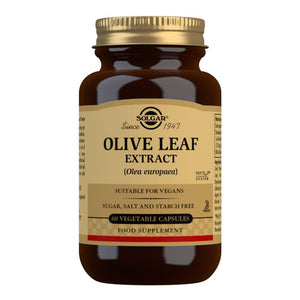 Olive Leaf Extract - 60 Vegetable Capsules