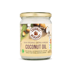 Raw Extra Virgin Coconut Oil 500ml