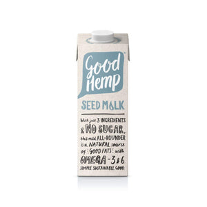 Hemp Seed Milk Alternative 1L