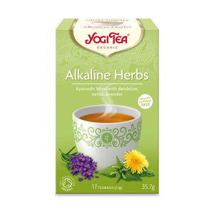 Organic Alkaline Herbs Tea 17bag