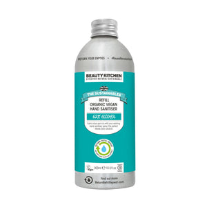 Organic Vegan Hand Sanitiser refill bundle 300ml