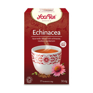 Organic Echinacea Herbal Tea 17bag