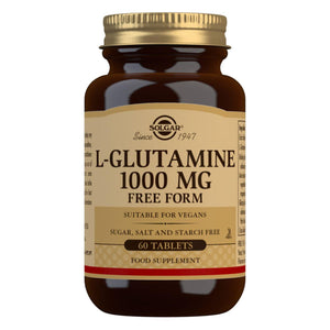 L-Glutamine 1000 mg - 60 Tablets