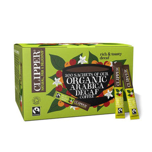 Latin American Arabica Decaf Instant Coffee 200 sticks