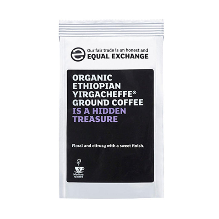 Ethiopian Yirgacheffe Coffee Ground 227g