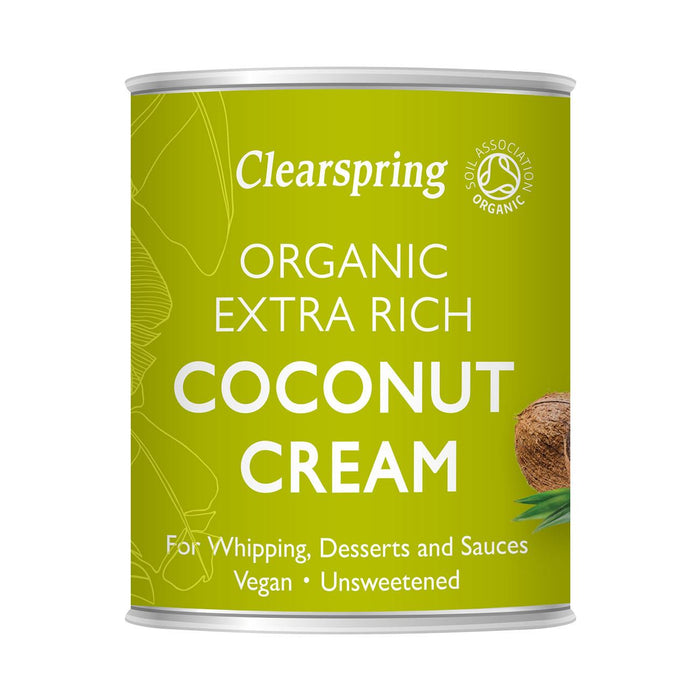 Organic Extra Rich Coconut Cream 200ml