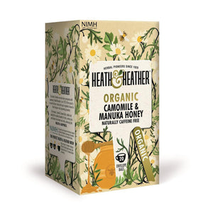 Camomile & Manuka Honey Infusion 20 bags