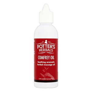 Comfrey Oil with Eucalyptus 75ml