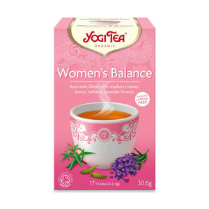Organic Womens Balance Tea 17bag