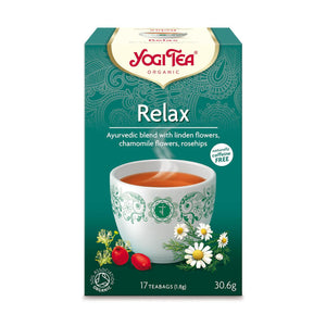 Organic Relax Herbal Tea 17bag