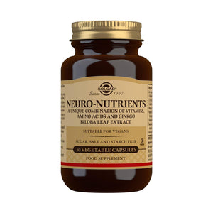 Neuro-Nutrients - 30 Vegetable Capsules