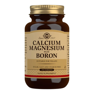 Calcium Magnesium Plus Boron - 250 Tablets