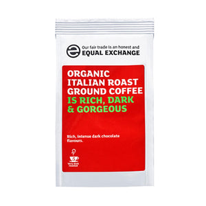 Italian Roast Coffee Ground 227g
