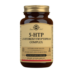 5-HTP L-5-Hydroxytryptophan Complex - 90 Vegetable Capsules