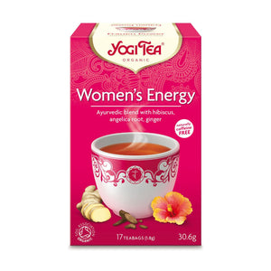 Organic Women's Energy Tea 17bag