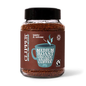 Medium Roast Arabica Coffee 200g