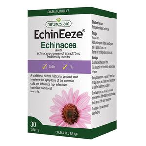 EchinEeze Echinacea 70mg 30 Tablets