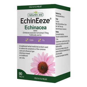 EchinEeze Echinacea 70mg 90 Tablets