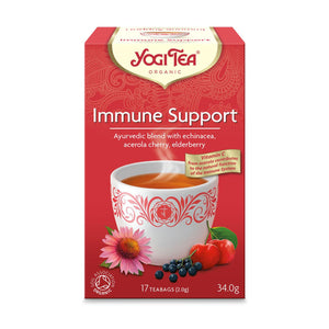 Organic Immune Support Tea 17bag