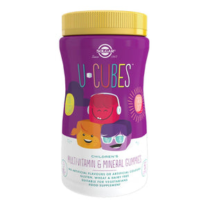 U-Cubes Children's Multi-Vitamin and Mineral Gummies - 60