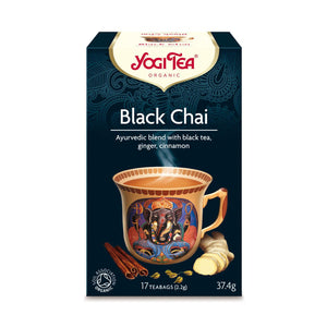 Organic Black Tea Chai 17bag