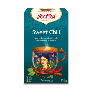 Organic Sweet Chili Spice Tea 17bag