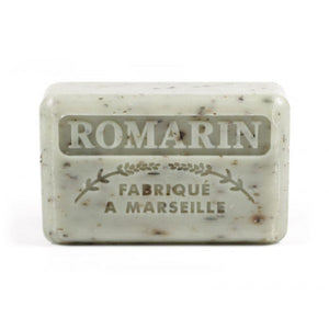 French Marseille Soap Romarin (Rosemary) 125G