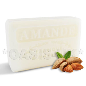 French Marseille Soap Almond 125g