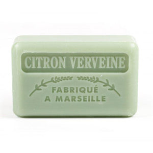 French Marseille Soap Citron verveine (Lemon verbena) 125g