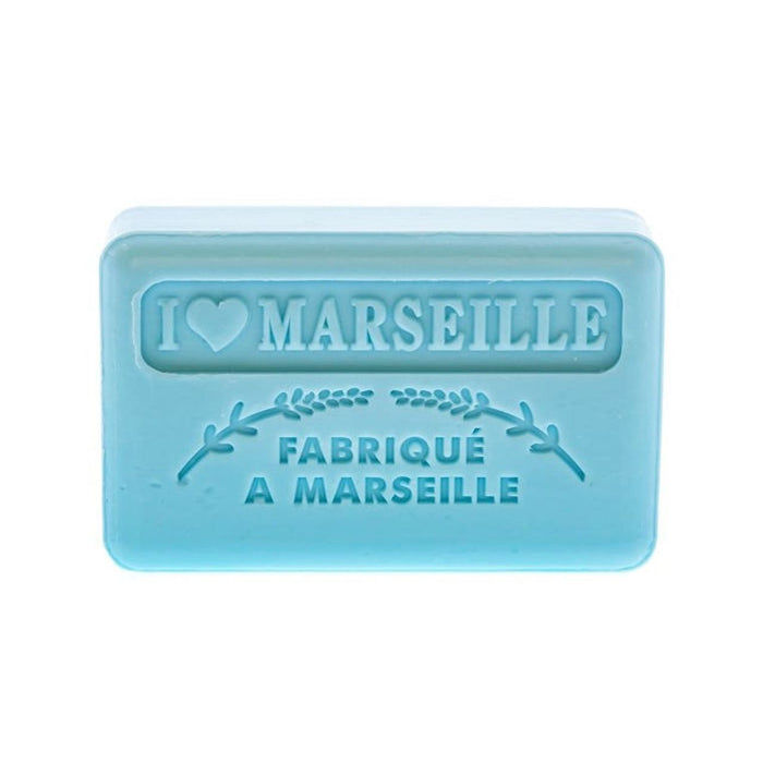 French Marseille Soap I love Marseille 125g