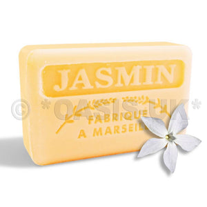 French Marseille Soap Jasmin (Jasmine) 125g