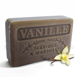 French Marseille Soap Vanille (Vanilla) 125g