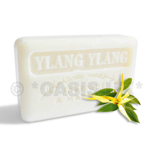 French Marseille Soap Ylang Ylang 125g