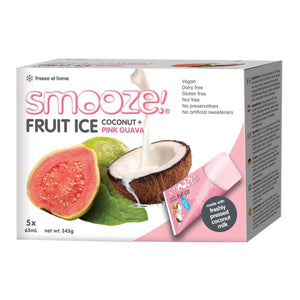 Fruit Ice Pink Guava & Coconut 345g