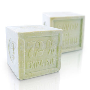 MARSEILLE SOAP 600g French traditional receipe (verte)