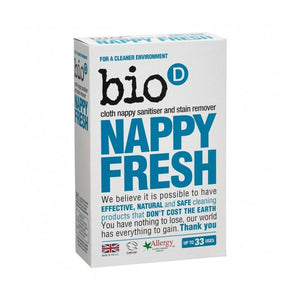 Nappy Fresh Cloth Nappy Sanitiser & Stain Remover 500g