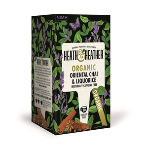 Oriental Chai & Liquorice Infusion 20 bags