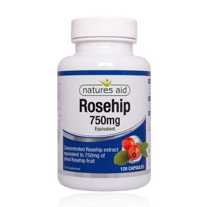 Rosehip - 750mg - 120Vcaps