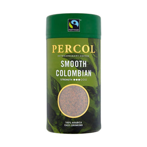 Smooth Columbian Coffee Instant 100g