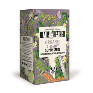 Super Seeds Botanical Infusion 20 bags