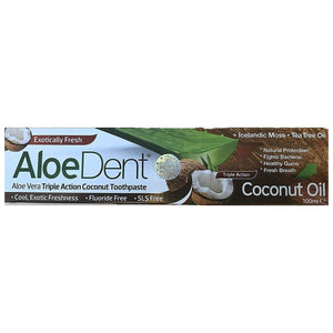 Toothpaste Coconut Oil 100ml