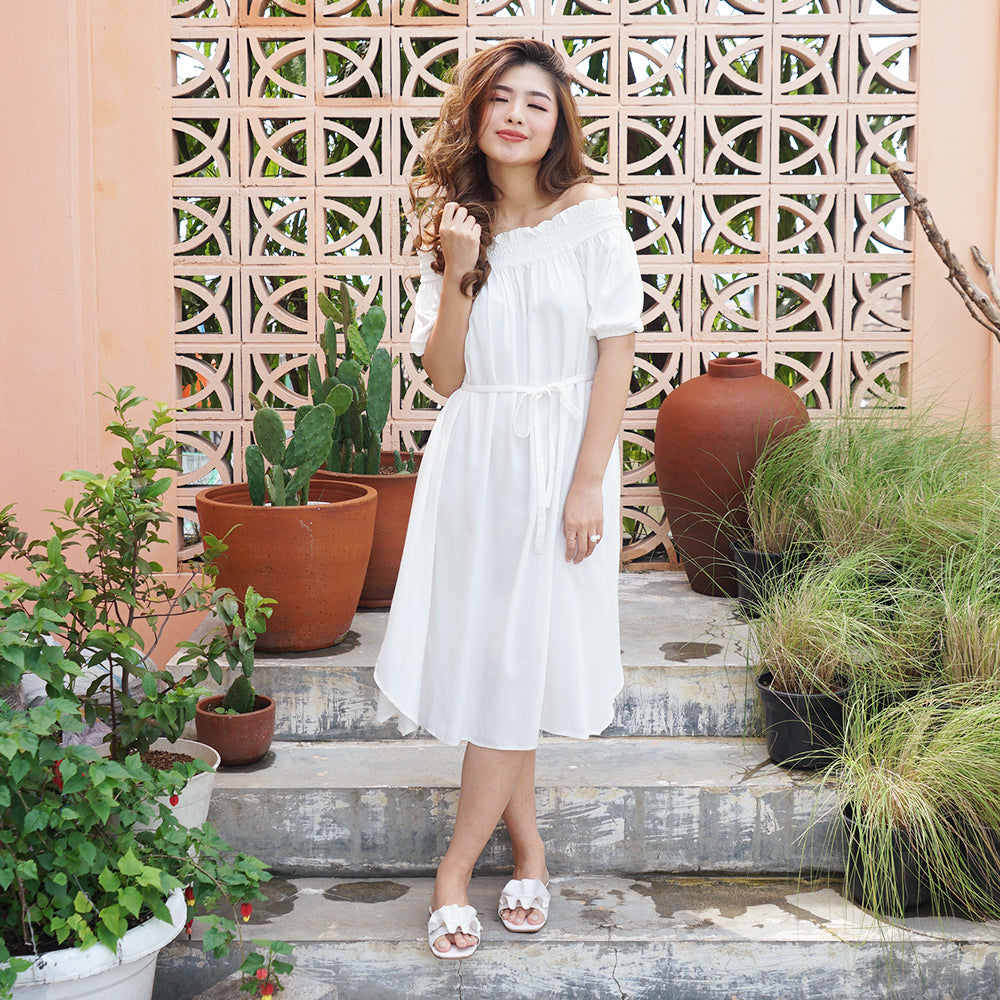 Amour Loose Midi Dress